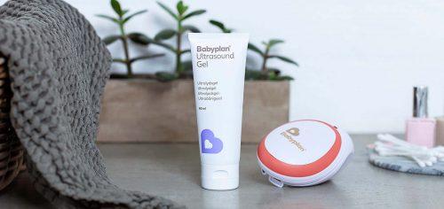 Babyplan ultralydsmonitor og gel