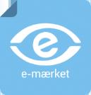 E-Mærket logo