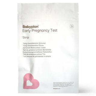 Babyplan Early Graviditetstest strimmel