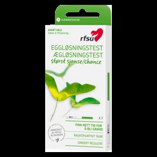 RFSU ægløsningstest strimmel 7 stk.