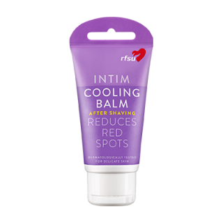 Intim Cooling Balm till intimrakning