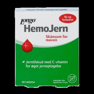 HemoJern fra Longo
