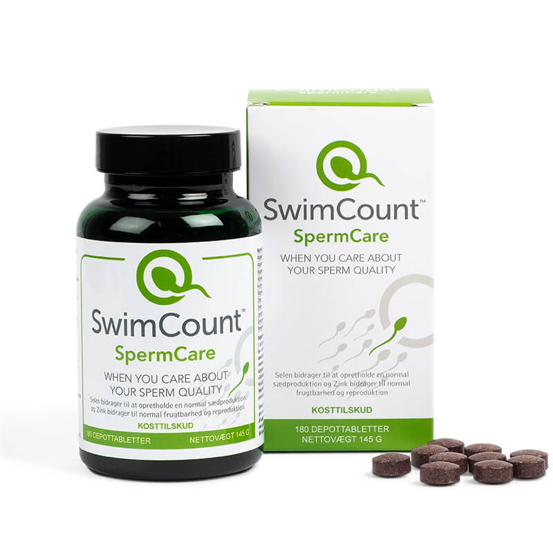 SwimCount SwimCare 180 tabletter
