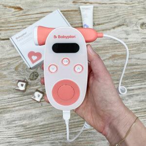 Babyplan ultralydsmonitor til hjemmebrug