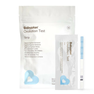 Babyplan Ægløsningstest strimmel - 10 stk